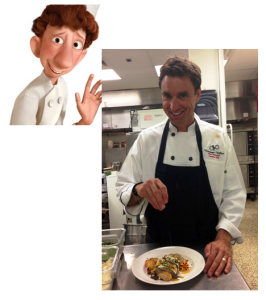 Chef & Cartoon