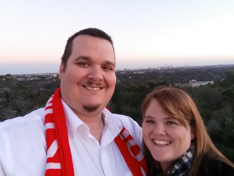 Melissa & Todd