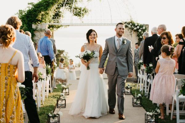 lakeside wedding austin